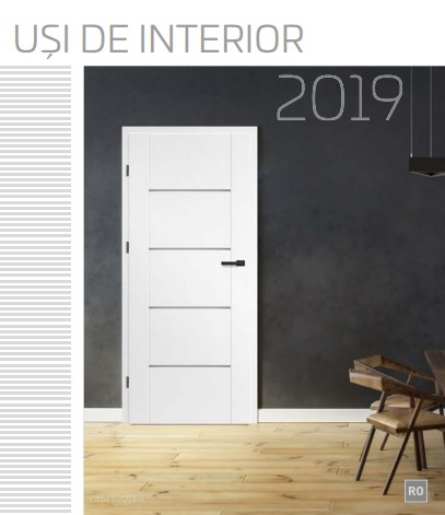 Catalog usi interior 2019